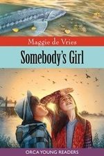 Book cover of SOMEBODY'S GIRL