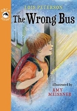Book cover of WRONG BUS