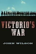 Book cover of VICTORIO'S WAR