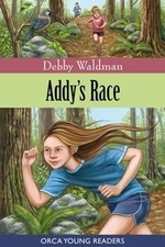 Book cover of ADDY'S RACE
