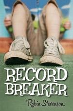 Book cover of RECORD BREAKER