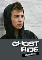 Book cover of GHOST RIDE