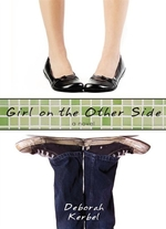 Book cover of GIRL ON THE OTHER SIDE
