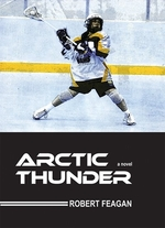 Book cover of ARCTIC THUNDER
