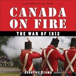 Book cover of CANADA ON FIRE