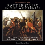 Book cover of BATTLE CRIES IN THE WILDERNESS