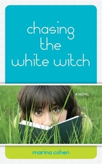 Book cover of CHASING THE WHITE WITCH