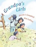 Book cover of GRANDPA'S GIRLS