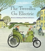 Book cover of TWEEDLES GO ELECTRIC