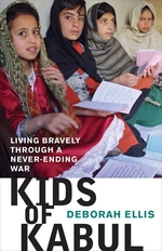 Book cover of KIDS OF KABUL