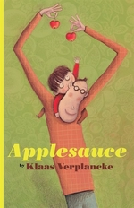 Book cover of APPLESAUCE