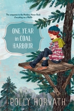 Book cover of 1 YEAR IN COAL HARBOUR