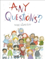 Book cover of ANY QUESTIONS