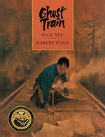 Book cover of GHOST TRAIN