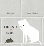 Book cover of FRIEND OR FOE