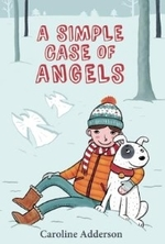 Book cover of SIMPLE CASE OF ANGELS