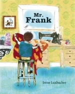 Book cover of MR FRANK