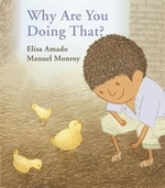 Book cover of WHY ARE YOU DOING THAT