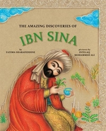 Book cover of AMAZING DISCOVERIES OF IBN SINA