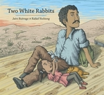 Book cover of 2 WHITE RABBITS