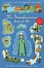Book cover of BREADWINNER