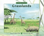 Book cover of ABOUT HABITATS - GRASSLANDS