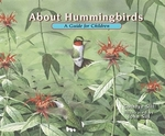 Book cover of ABOUT HUMMINGBIRDS