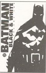 Book cover of BATMAN BLACK & WHITE 02