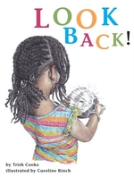 Book cover of LOOK BACK
