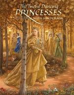 Book cover of 12 DANCING PRINCESSES