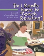 Book cover of DO I REALLY HAVE TO TEACH READING