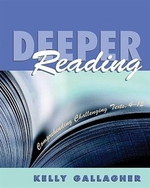 Book cover of DEEPER READING