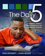 Book cover of DAILY 5 - 2ND EDITION