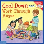 Book cover of COOL DOWN & WORK THROUGH ANGER