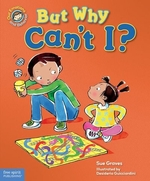Book cover of BUT WHY CAN'T I
