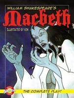 Book cover of MACBETH - GRAPHIC SHAKESPEARE