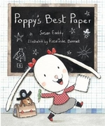 Book cover of POPPY'S BEST PAPER