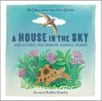 Book cover of HOUSE IN THE SKY