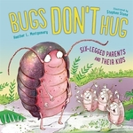Book cover of BUGS DON'T HUG