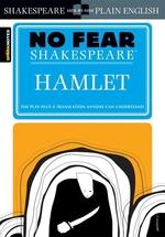 Book cover of HAMLET - NO FEAR SHAKESPEARE