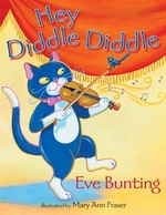 Book cover of HEY DIDDLE DIDDLE