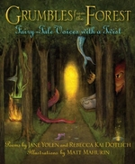 Book cover of GRUMBLES FROM THE FOREST
