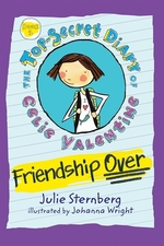 Book cover of TSDCV BOOK 1 FRIENDSHIP OVER