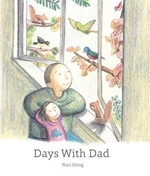 Book cover of DAYS WITH DAD