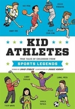 Book cover of KID ATHLETES
