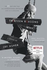 Book cover of 13 REASONS WHY