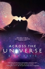 Book cover of ACROSS THE UNIVERSE