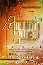 Book cover of ACROSS THE UNIVERSE 02 MILLION SUNS