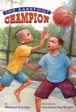 Book cover of BAREFOOT CHAMPION