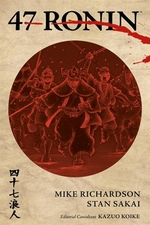 Book cover of 47 RONIN